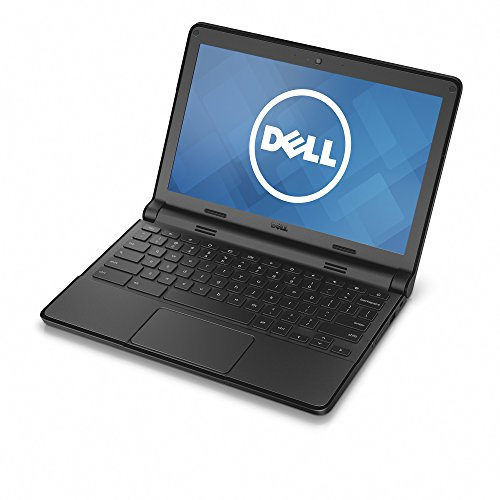 Dell CRM3120-1667BLK 11.6-Inch Chromebook