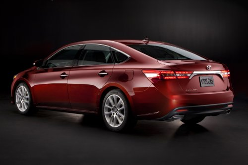 classic-and-muscle-car-ads-and-car-art-toyota-avalon-2013-car-art-poster-print-on-10-mil-archival-sa
