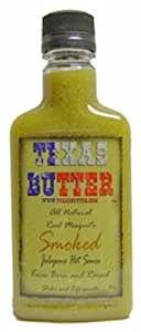 Texas Butter Smoked Hot Sauce 8 Ounce by Texas Butter®
