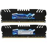 16GB G.Skill DDR3 PC3-17000 RipjawsZ Series for Intel X79 (9-11-10-28) Quad Channel kit 4x4GB