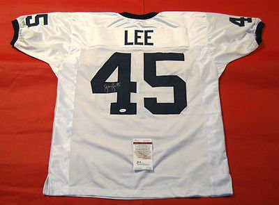 Sean Lee Signed Jersey - University Psu Cowboys - JSA Certified -  Autographed College JerseysB00CQYHQU0 c0cca98f4