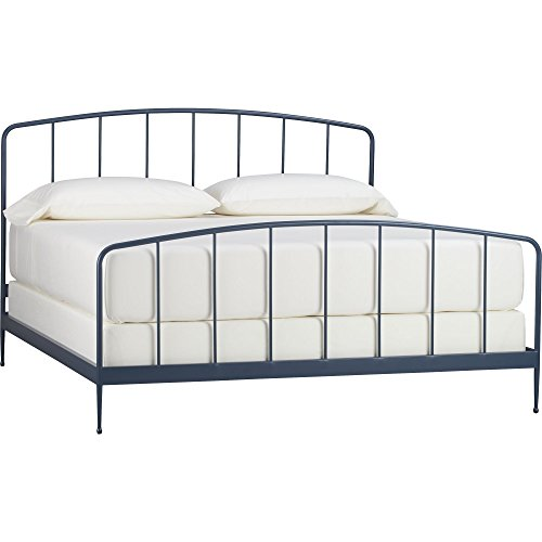 Crate And Barrel Iron Bed