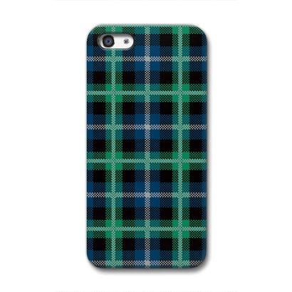 CollaBorn iPhone5専用スマートフォンケース Tartan_Green 【iPhone5対応】 OS-I5-265