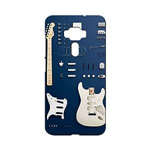 BLUEDIO Designer Printed Back case cover for Asus Zenfone 3 (ZE552KL) 5.5 Inch - G6738