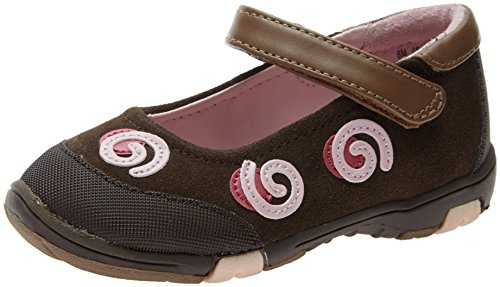 Brown Baby Girl Shoes