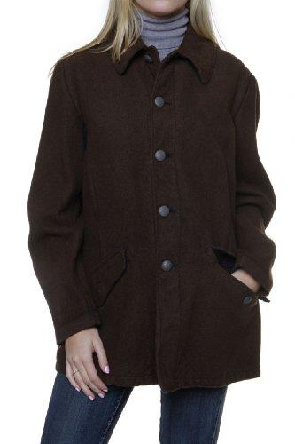 Cristiano Di Thiene Jacket Belle, Color: Dark Brown, Size: 44