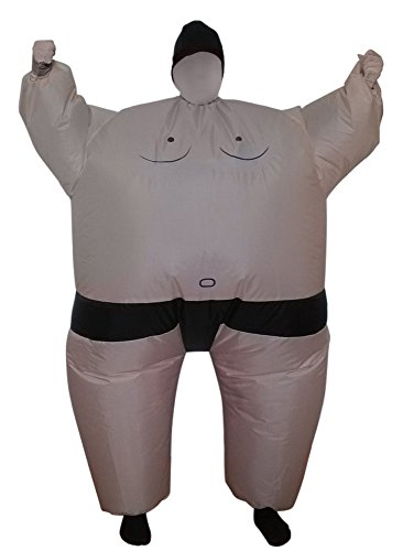 Inflatable Sumo Body Suit - Adult Large