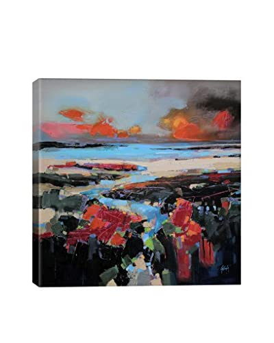 Scott Naismith Colours Barra Gallery-Wrapped Canvas Print
