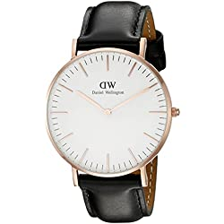 Daniel Wellington 0508DW Women's Quartz Watch - White