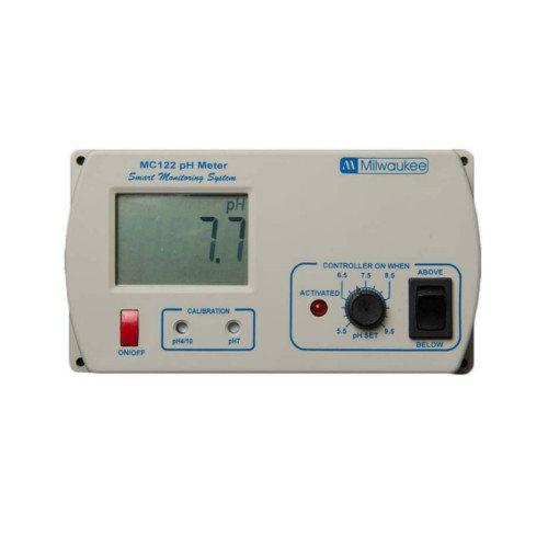 Milwaukee Instruments Mc122 Ph Controller