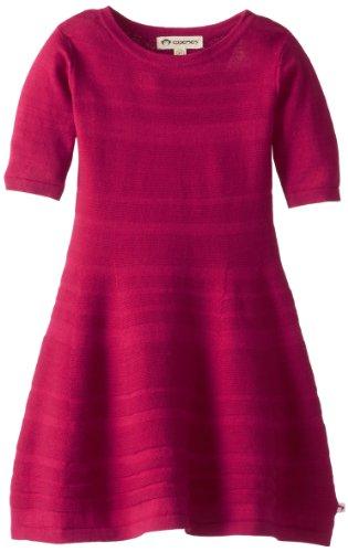 Appaman Little Girls' Laguna Dress, Goji Berry, 2