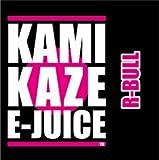 【純国産】KAMIKAZE E-JUICE 15ml 電子タバコ VAPE用リキッドジュース (R-BULL:レッドブルフレーバー, 15ml)