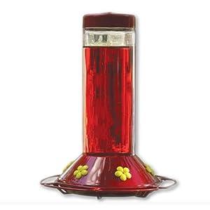 Perky-Pet 209 Our Best 30-Ounce Glass Hummingbird Feeder