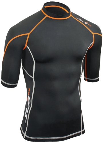 Sub Sports RX Men's Graduated Compression Baselayer Top Short Sleeve