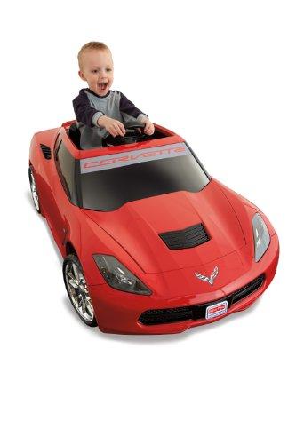 Fisher-Price Power Wheels Corvette