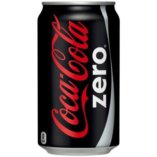コカ・コーラゼロ350g×24本