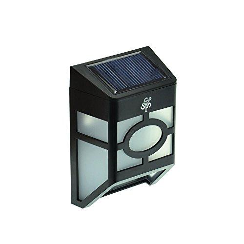 TSSS® Solar Powered Wall Mount LED Light Outdoor