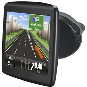TomTom VIA 1505T Automobile Portable GPS Navigator-5 inch-Touchscreen-Junction View, Lane Assist, Text-to-Speech, Speed Assist-USB-2 Hour-by TOM TOM