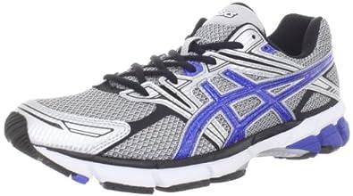 (金盒)亚瑟士ASICS Men's GT-1000 Running Shoe支撑稳定型跑鞋2012款灰黑$54.95