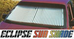 Eclipse Windshield Sunshade, 26IN
