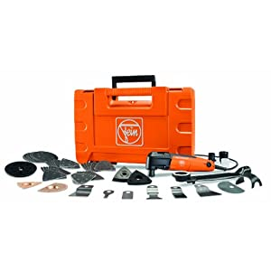 Fein 72293768090 Top (2013) Kit MultiMaster Oscillating Multi-Tool at Sears.com