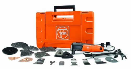 Buy Fein 72293768090 Top (2013) Kit MultiMaster Oscillating Multi-Tool