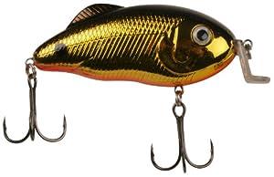 """Strike Pro - Big Bubba L Lip, 3-1/4"""", 3/4 oz - Stud Fish"""