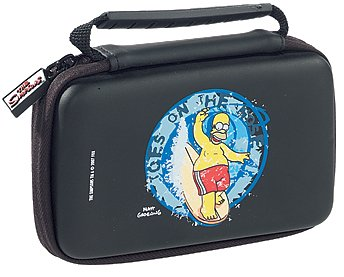 4Gamers Officially Licensed Homer Carry Case for DS Lite (Nintendo DS)