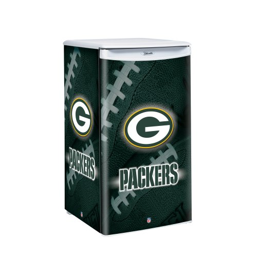 NFL Green Bay Packers Counter Top Refrigerator