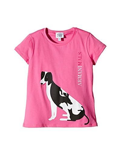 Armani Junior T-Shirt Manica Corta