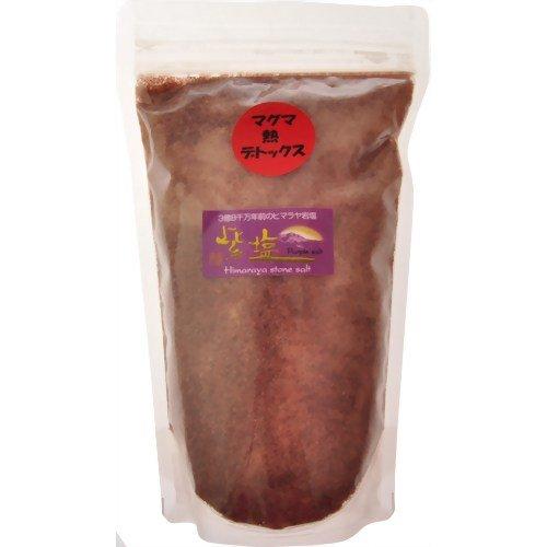 マグマ熱 紫岩塩 パウダー 800g : ヒマラヤ美泉堂