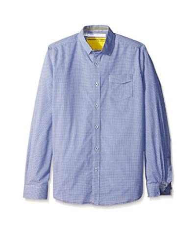 Descendant of Thieves Men's Micro Gingham Shirt