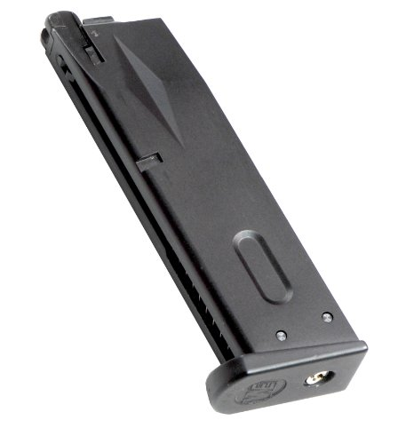 TSD Tactical MSDWEM9 Airsoft Gas Magazine for WE M9 and TSD Tactical WE M9 Gas Blowback Models