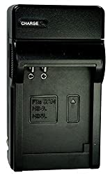 I Discovery Battery Charger for Canon NB-5L Lithium Ion Battery