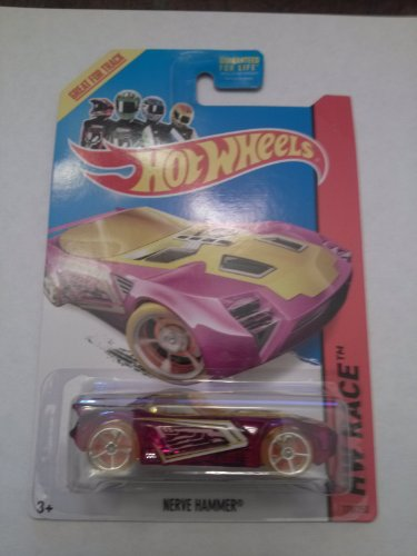 Hot Wheels 2014 HW Race Nerve Hammer 176/250