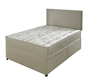 Myers 700 pocket comfort back care 2 drawer divan set for Myers 700 divan