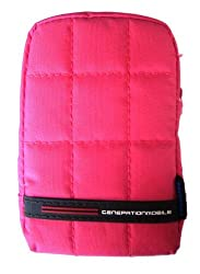 Fonokase Signature Pouch for Digi Cam-Check (Pink)