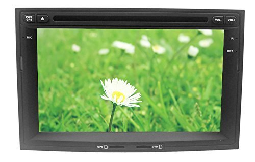 LIKECAR-Android-44-Multimedia-Navigationssystem-Auto-GPS-Navigation-mit-HD-LCD-Touchscreen-GPS-Navigationsgert-Bluetooth-Autoradio-fr-Peugeot-3008-5008-Headrest-DVD-Stereo-Untersttzungs-3GWifiOBD2TPMS
