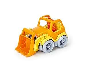 Green Toys Green Toys Scooper Vehicle, Yellow/Orange