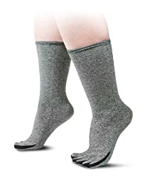IMAK Compression Arthritis Socks for Circulation and Travel, Large