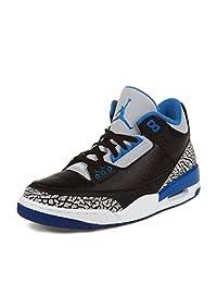 Nike Men's Air Jordan III Retro Infrared 23 Baskeball Shoe