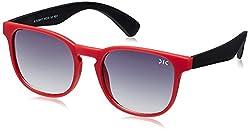 Killer Wayfarer Sunglasses (Red) (KL3028BFO RED 50)