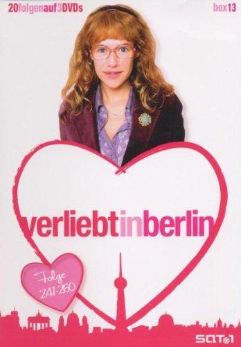 Verliebt in Berlin - Box 13, Folge 241-260 (3 DVDs)