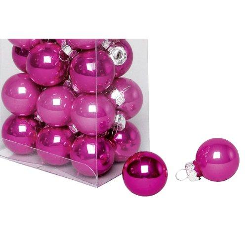 Weihnachtskugeln pink preisvergleiche for Pinke weihnachtskugeln