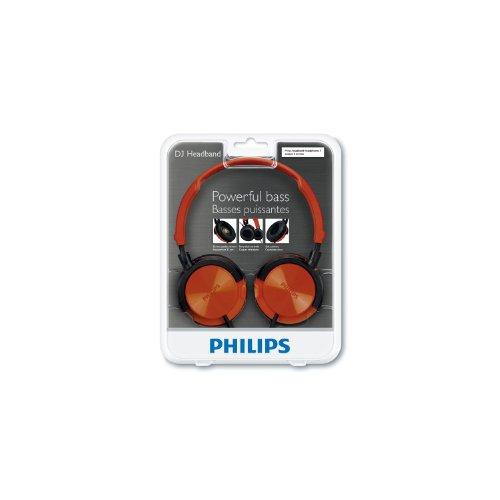 PHILIPS SHL3000RDの写真03。おしゃれなヘッドホンをおすすめ-HEADMAN(ヘッドマン)-