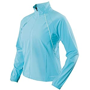 Buy Moving Comfort Endurance Shell Jacket - Color: Sky,Size: X-Large by Moving Comfort