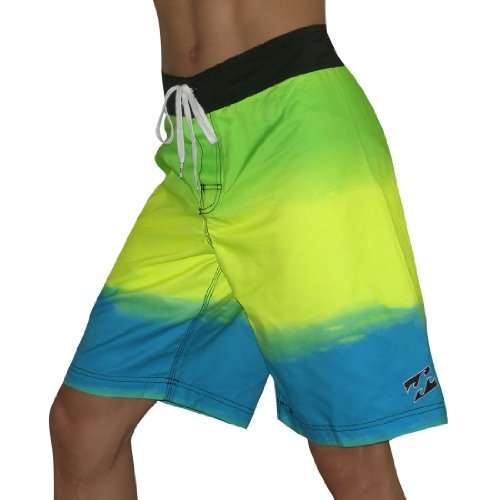 Billabong FADER Mens Skate & Surf Boardshorts - 36