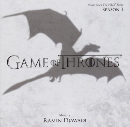 Ramin Djawadi - Game of Thrones Season 3 TV Soundtrack
