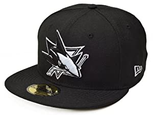 Buy New Era 59FIFTY Basic San Jose Sharks NHL Cap by New Era