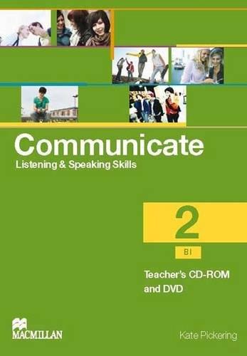 Teacher's CD-ROM + DVD Pack Level 2 (Communicate)